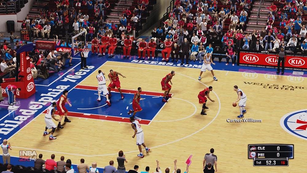 NBA 2K14 Full İndir Oyun İndir Download Yükle