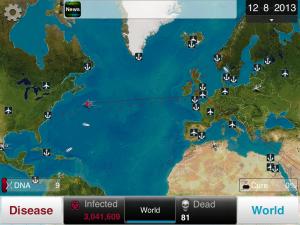 disease spread