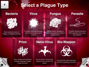 select disease