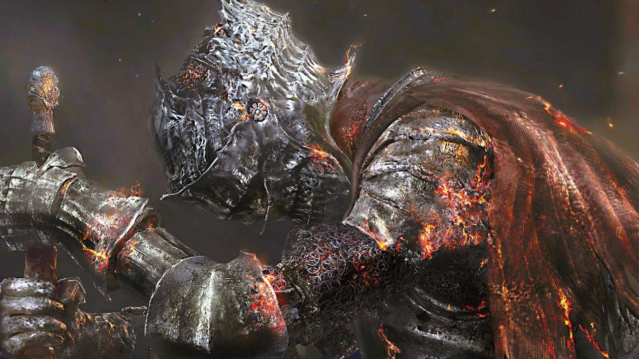 Trailer Cinematic Pentru Dark Souls III. Brrr