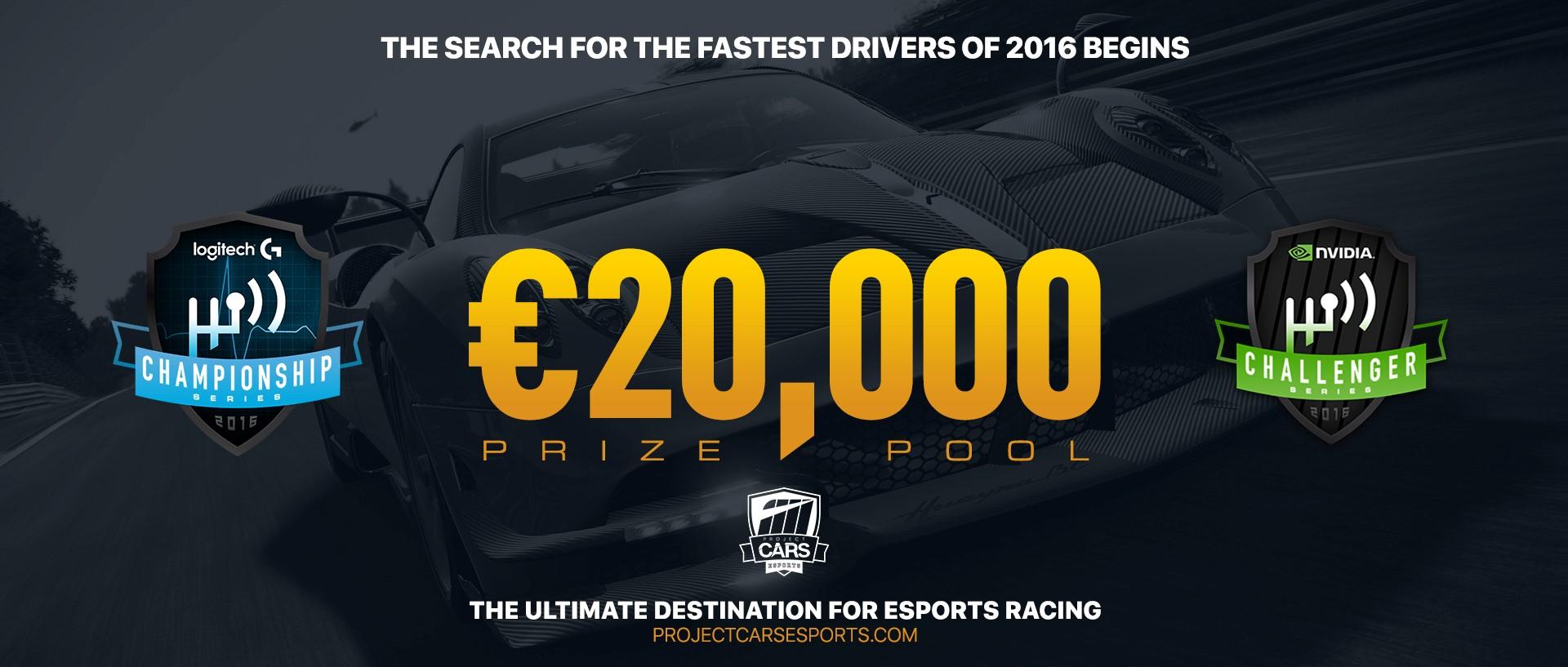 Project CARS, campionate şi premii de 20.000 EURO