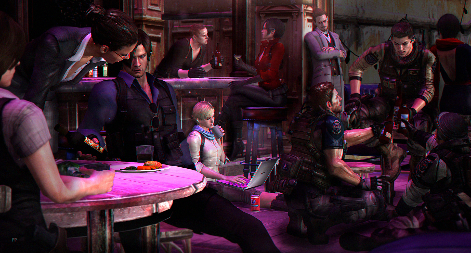 resident_evil_6_party