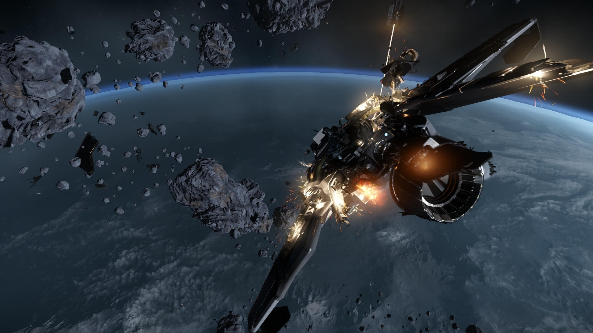 Un nou video pentru Star Citizen