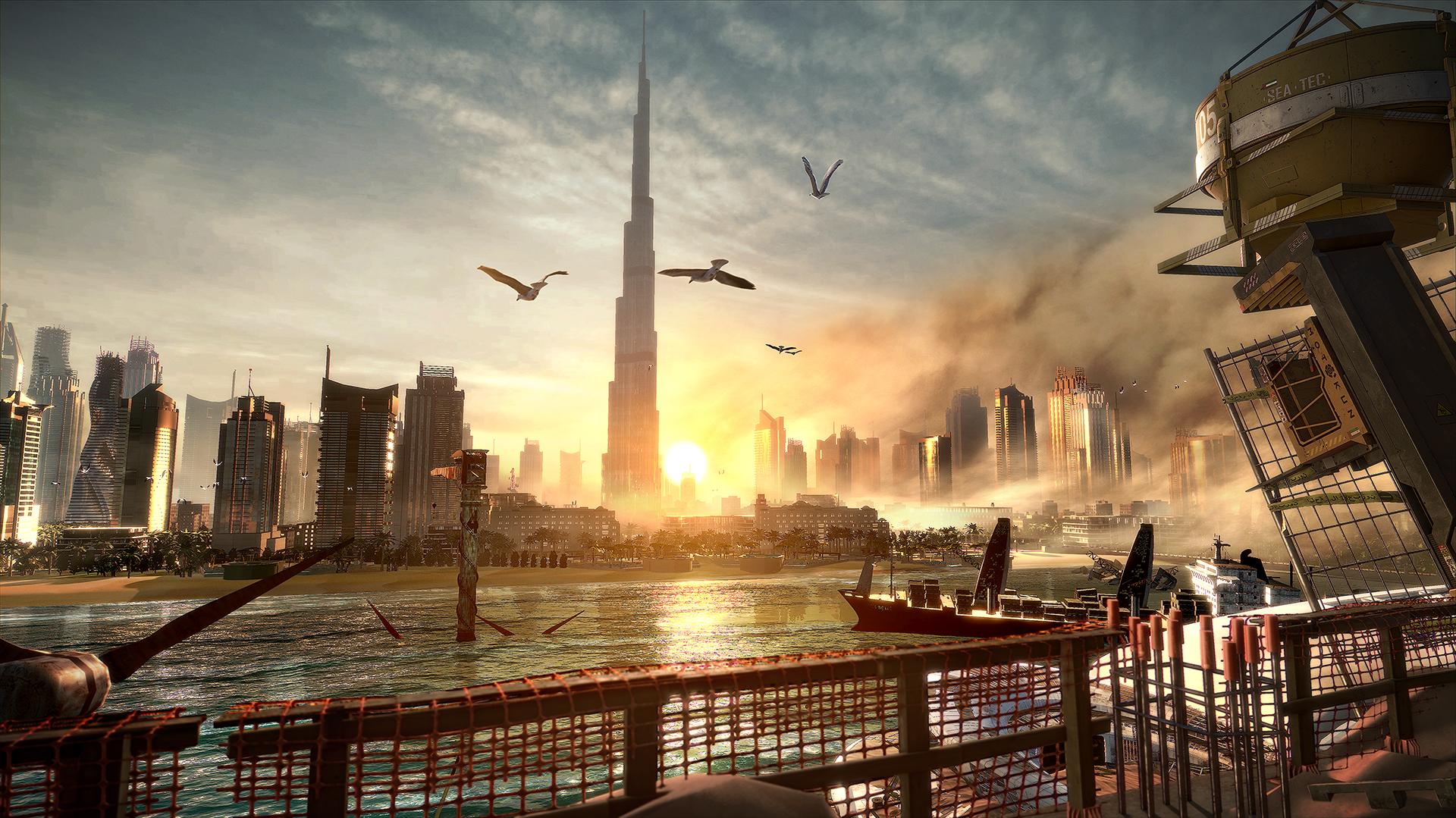Deus Ex Mankind Divided primeşte un nou video
