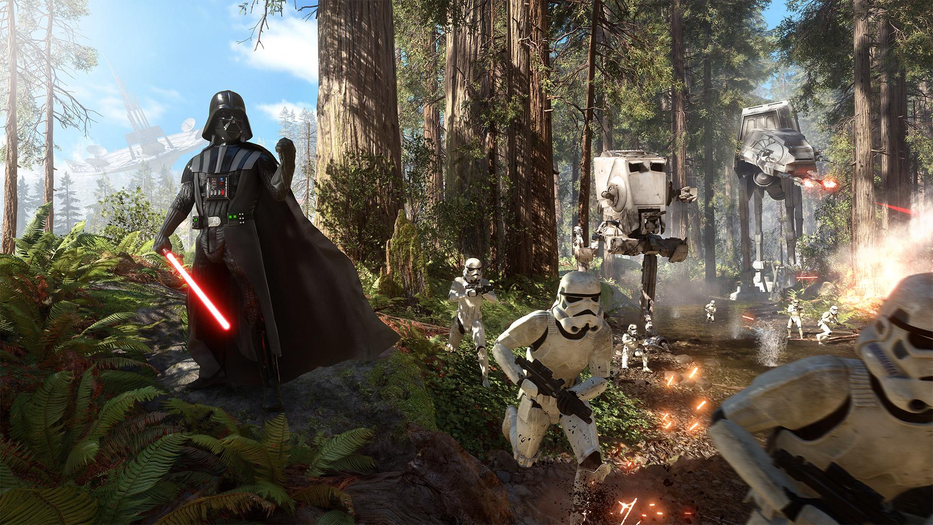 Planurile de viitor pentru Star Wars Battlefront