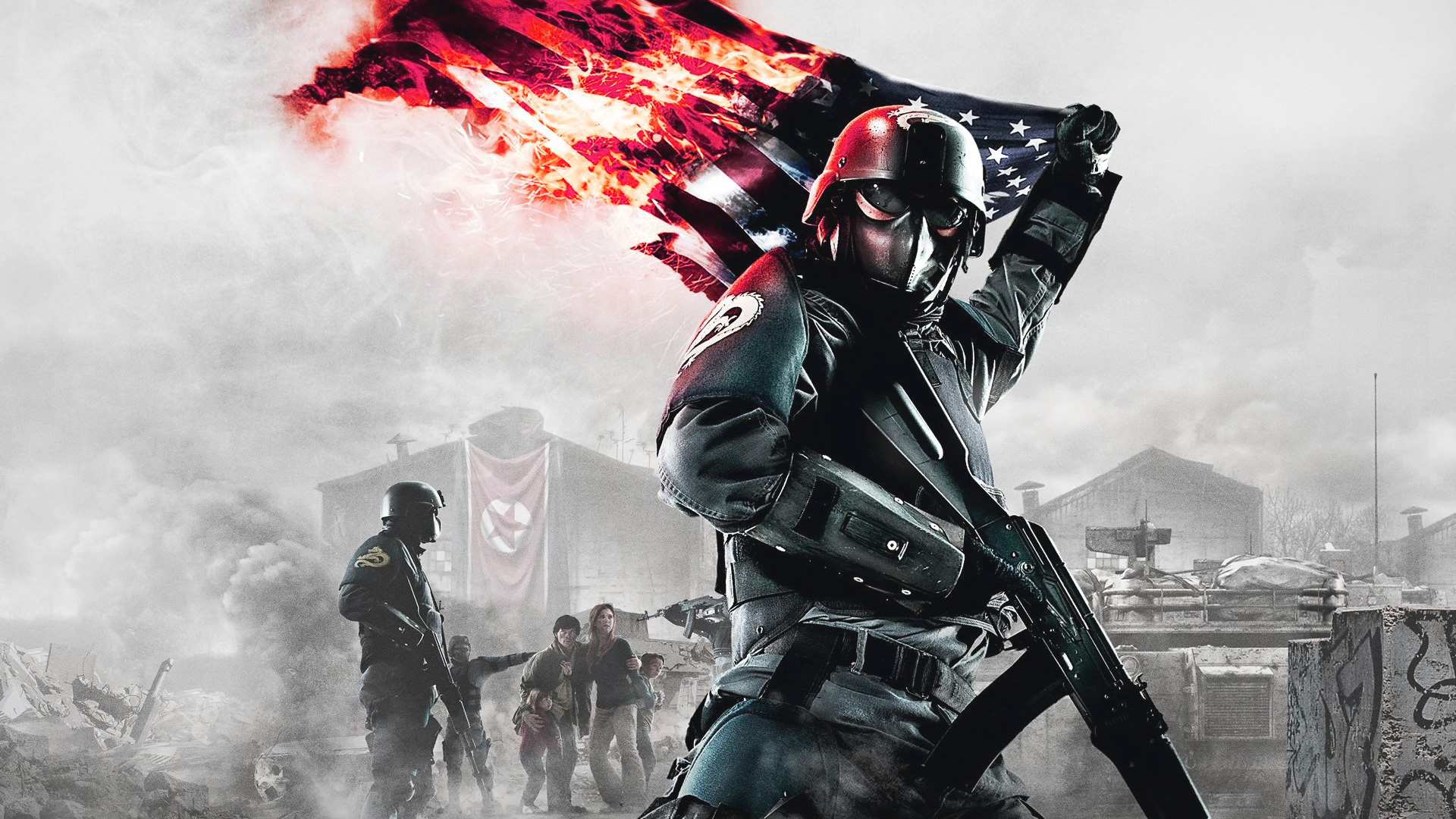 Un trailer nou pentru Homefront The Revolution