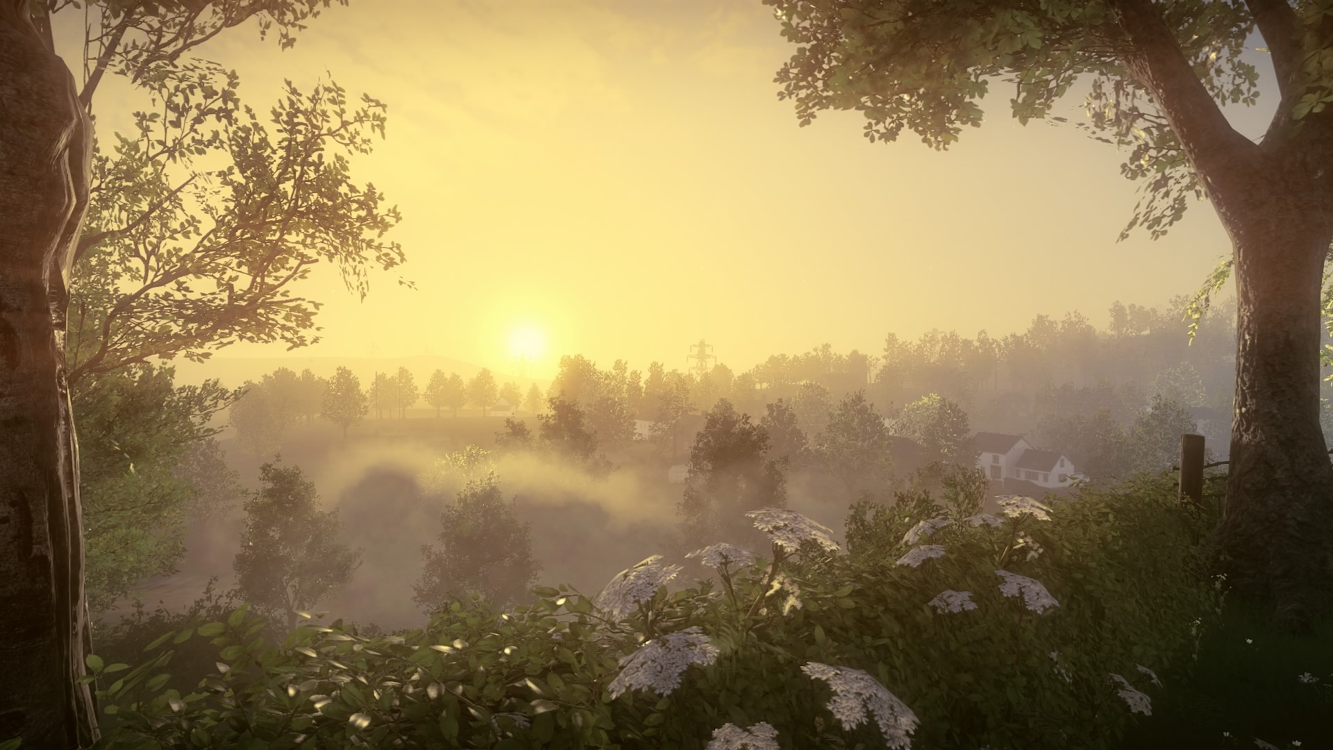 Everybody's Gone to the Rapture vine şi pe PC