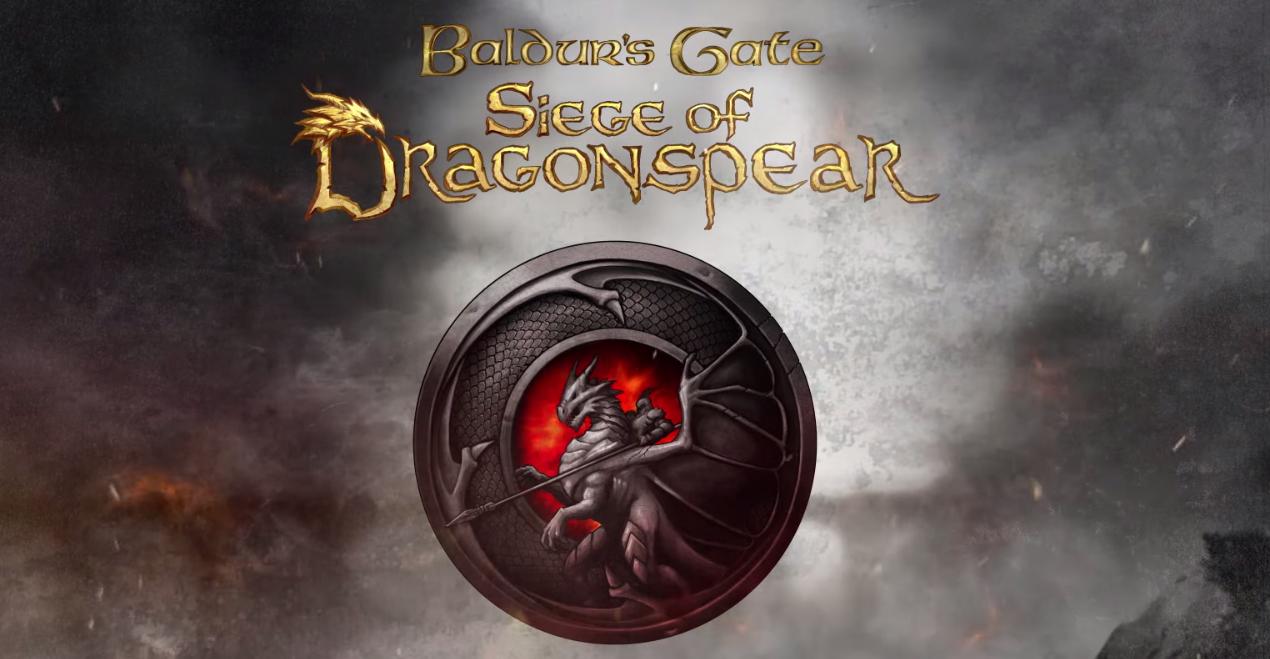 Baldur's Gate Siege of Dragonspear a fost lansat