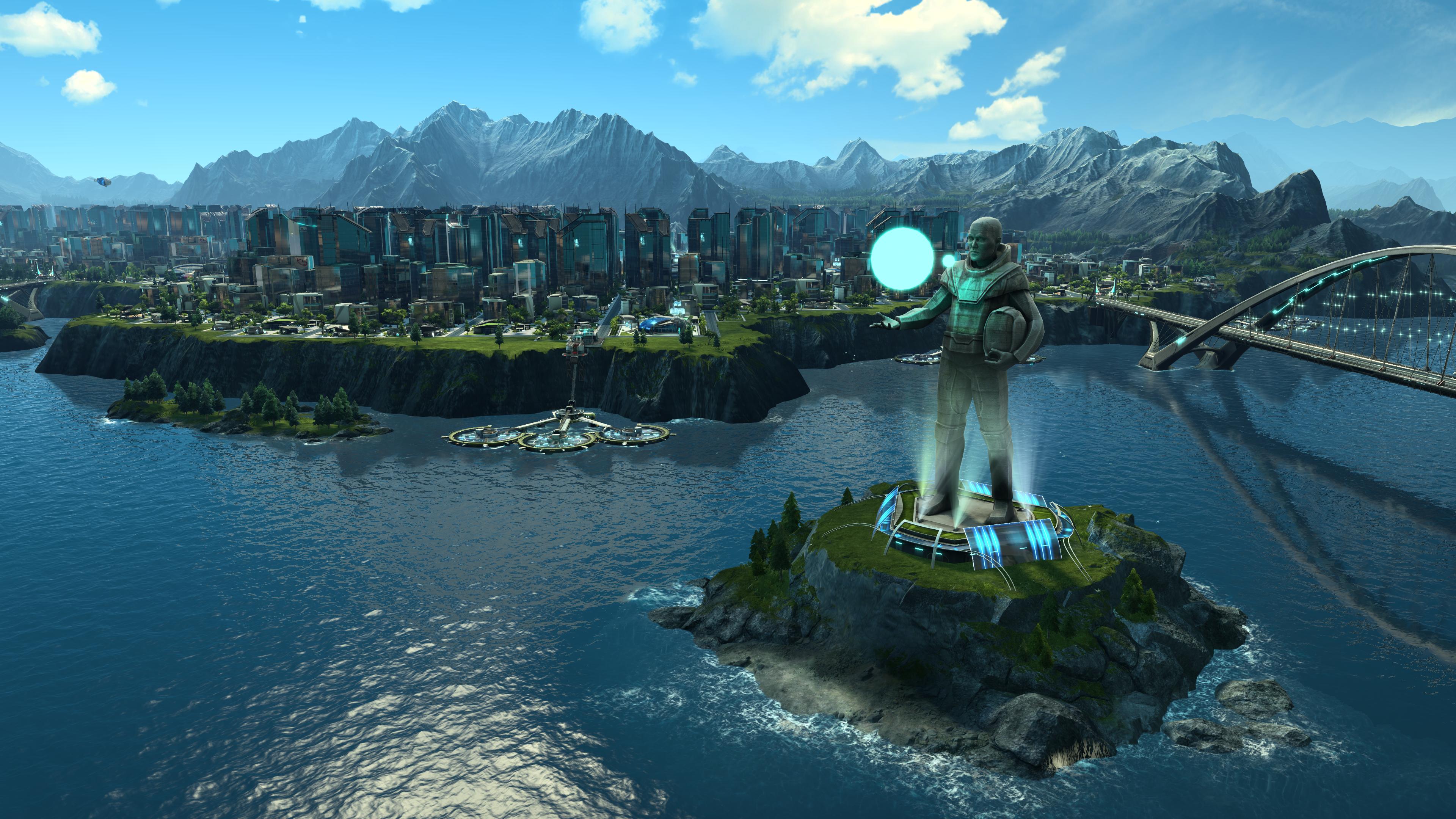DLC gratuit pentru Anno 2205