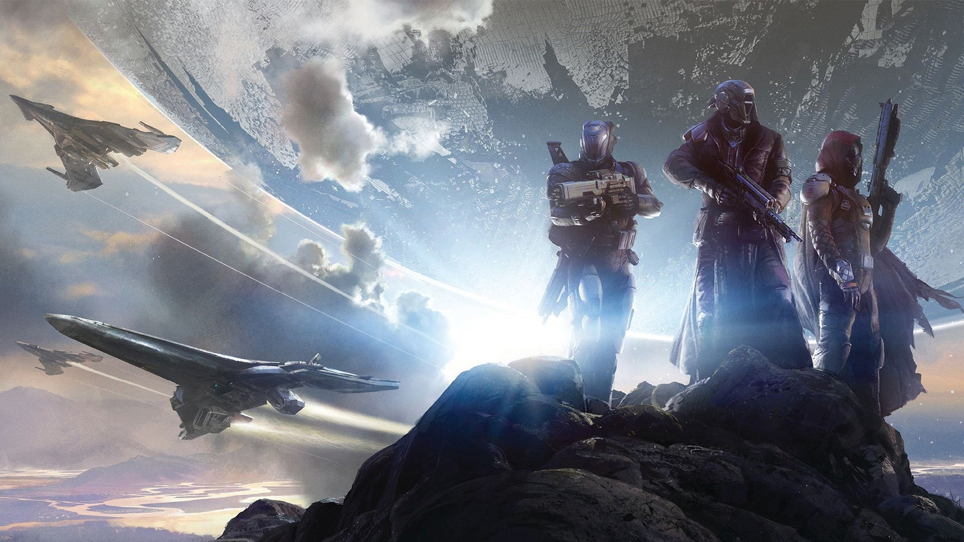 Destiny primeşte un expansion în toamnă