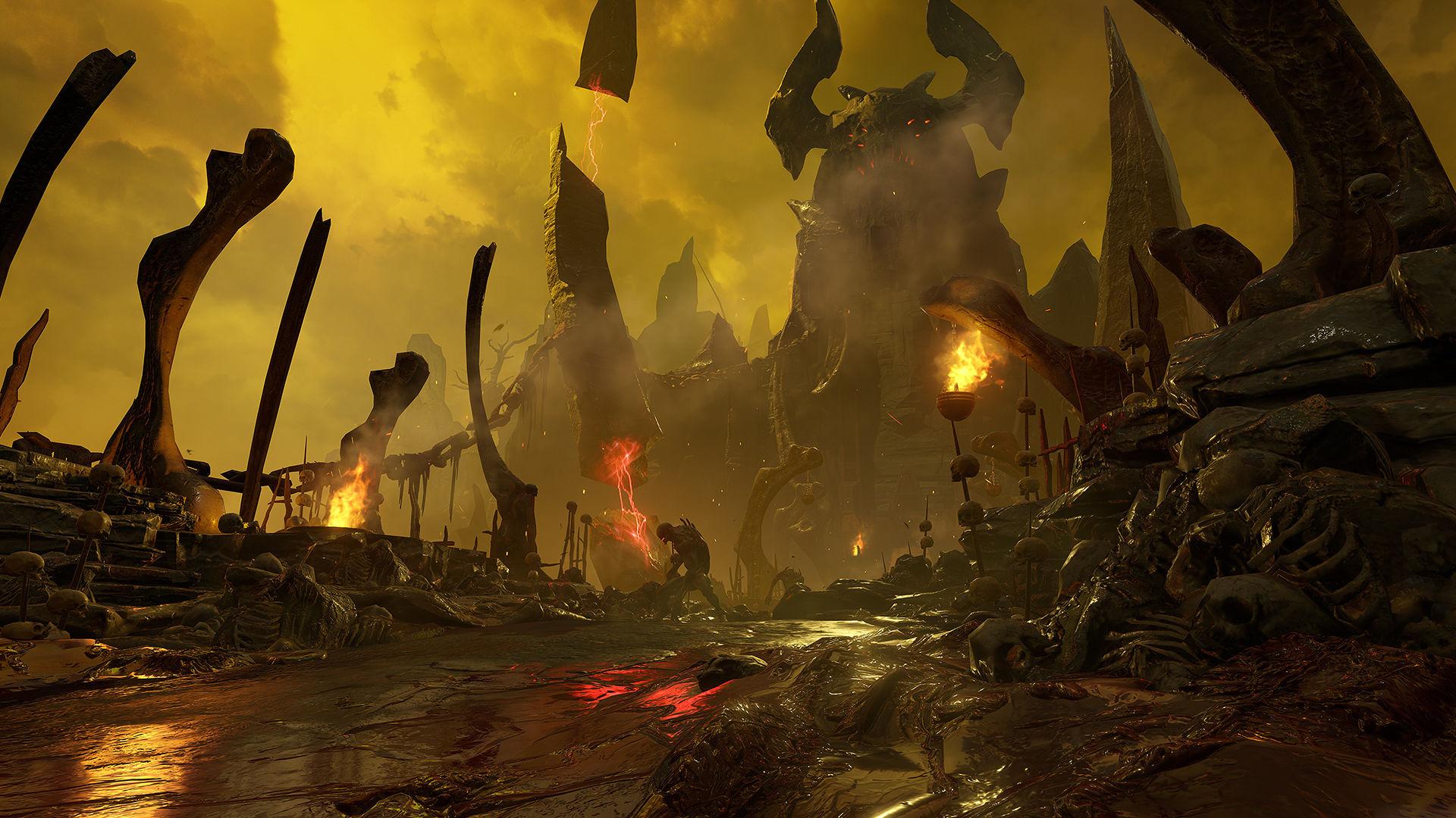 Precomandă DOOM şi primeşti Wolfenstein: The Old Blood gratuit