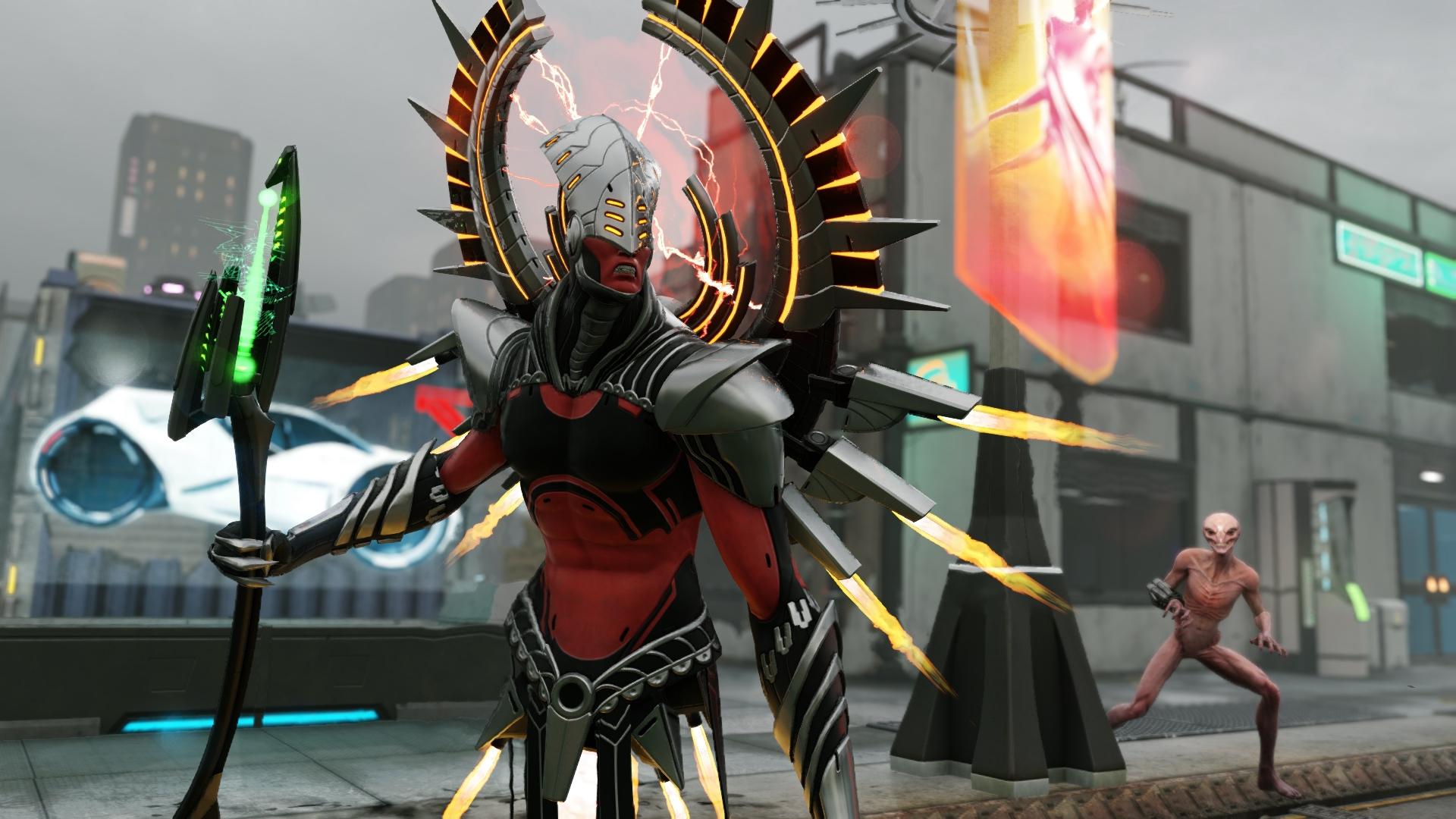 Un nou DLC pentru XCOM 2