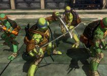 A fost lansat noul Teenage Mutant Ninja Turtles