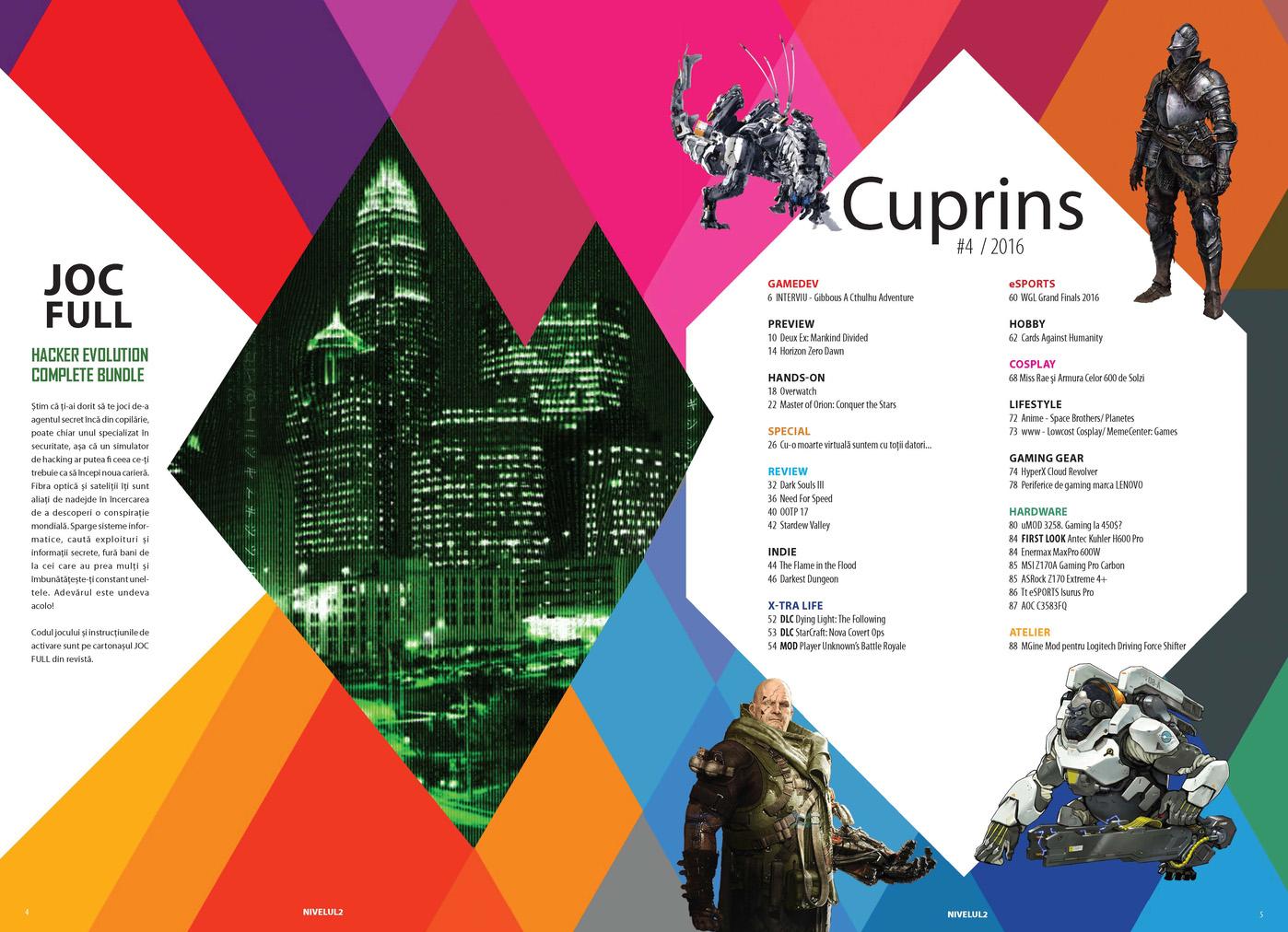 Cuprins NR4