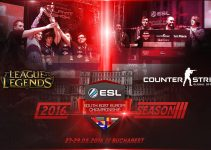 Southeast Europe Championship la Comic Con 2016