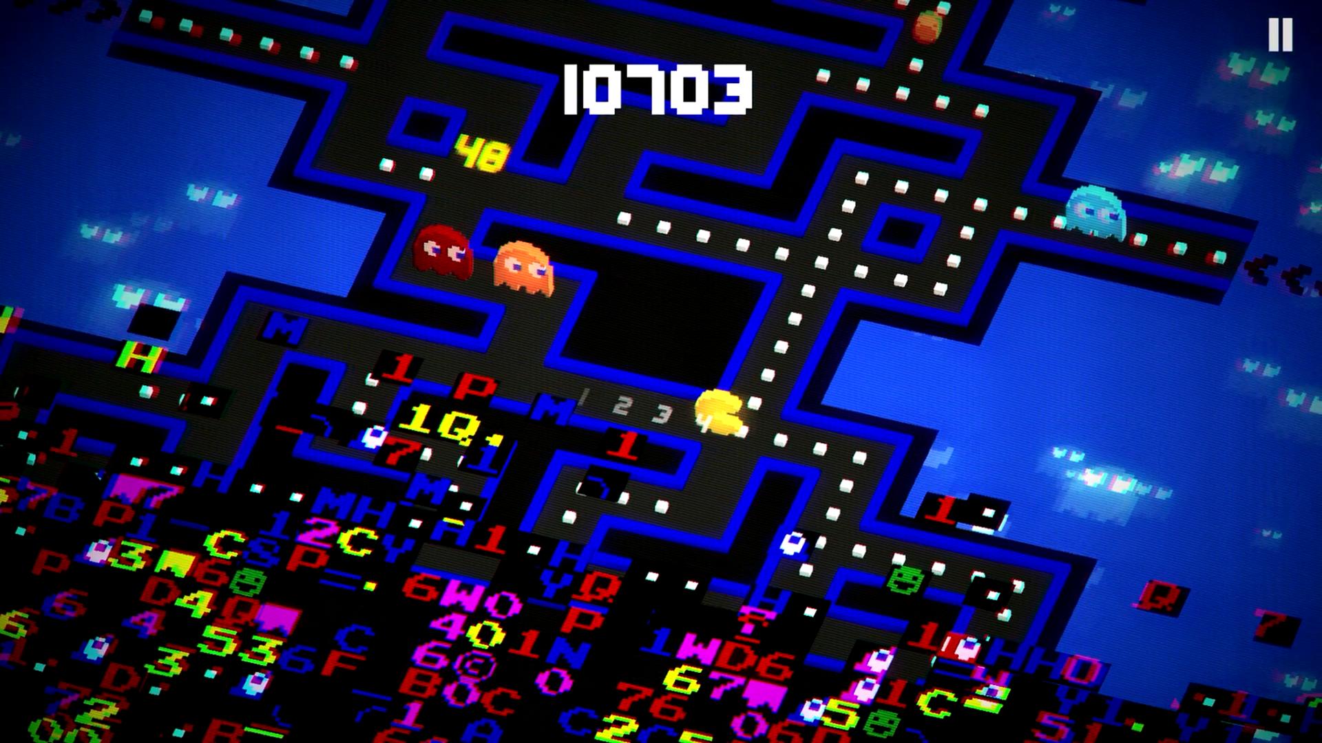 Pregătiţi-vă pentru Pac-Man 256