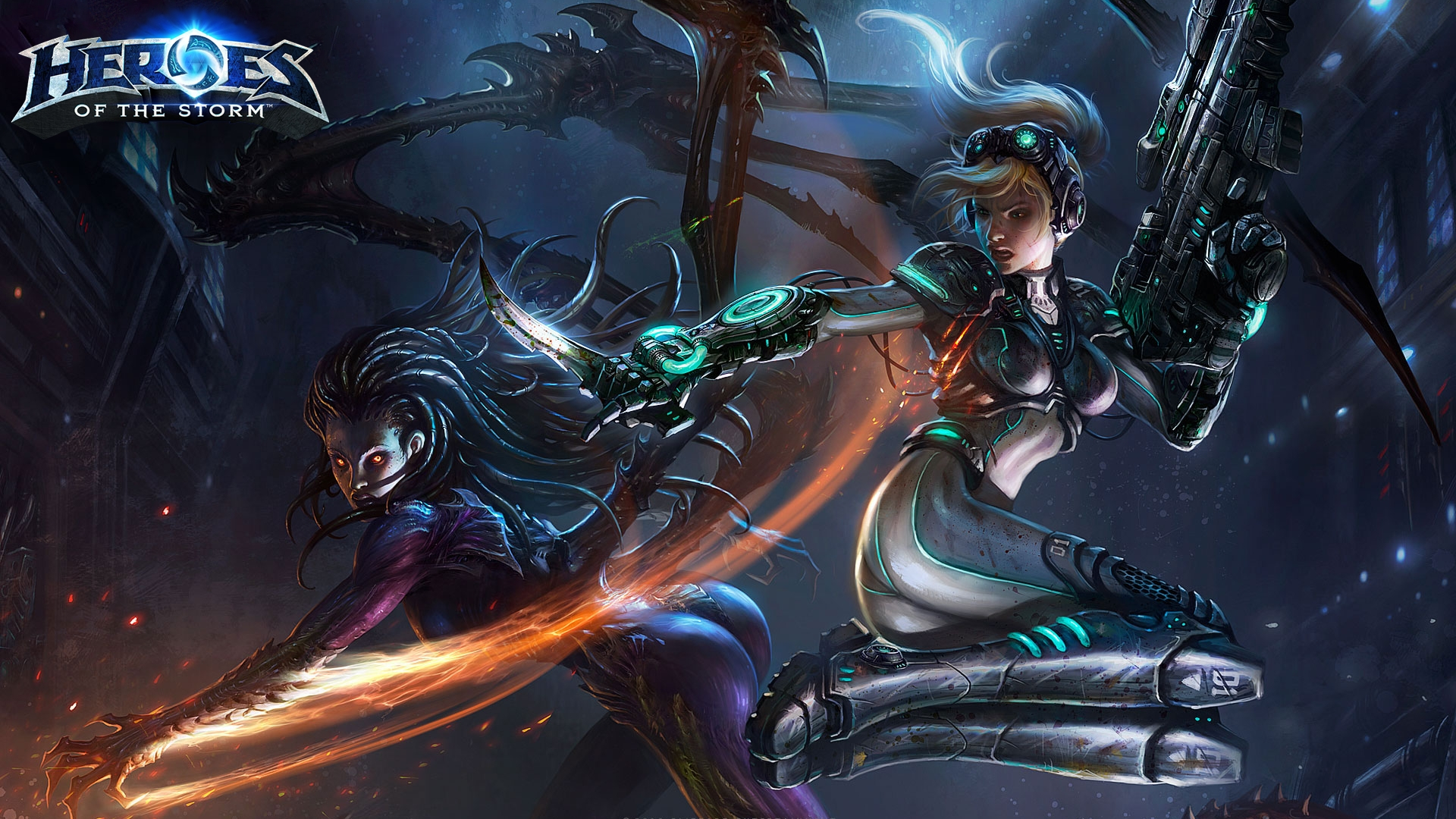Şi mai mulţi eroi pentru Heroes of the Storm