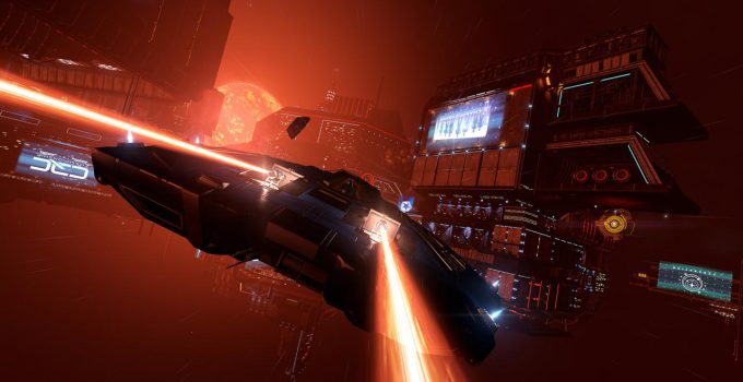 Elite Dangerous Arena este gratuit pe Steam