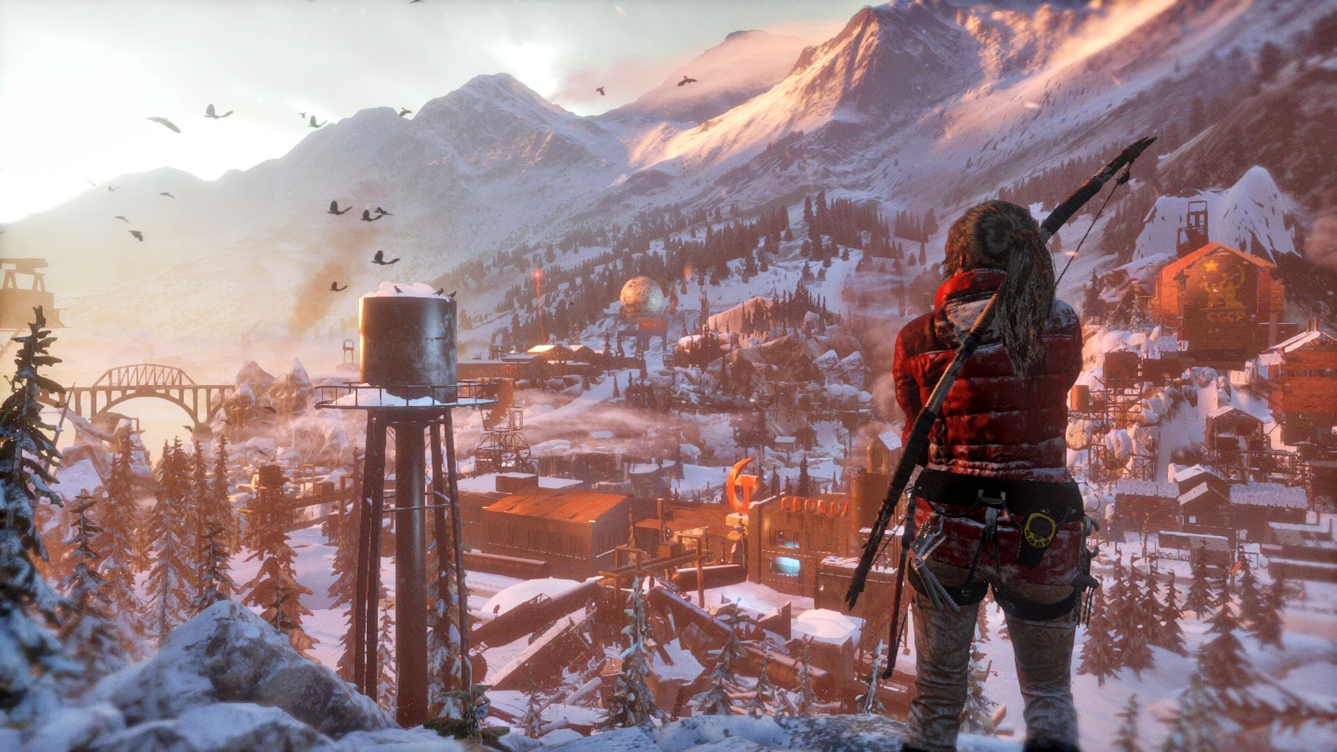 Rise of the Tomb Raider DirectX 12 Patch