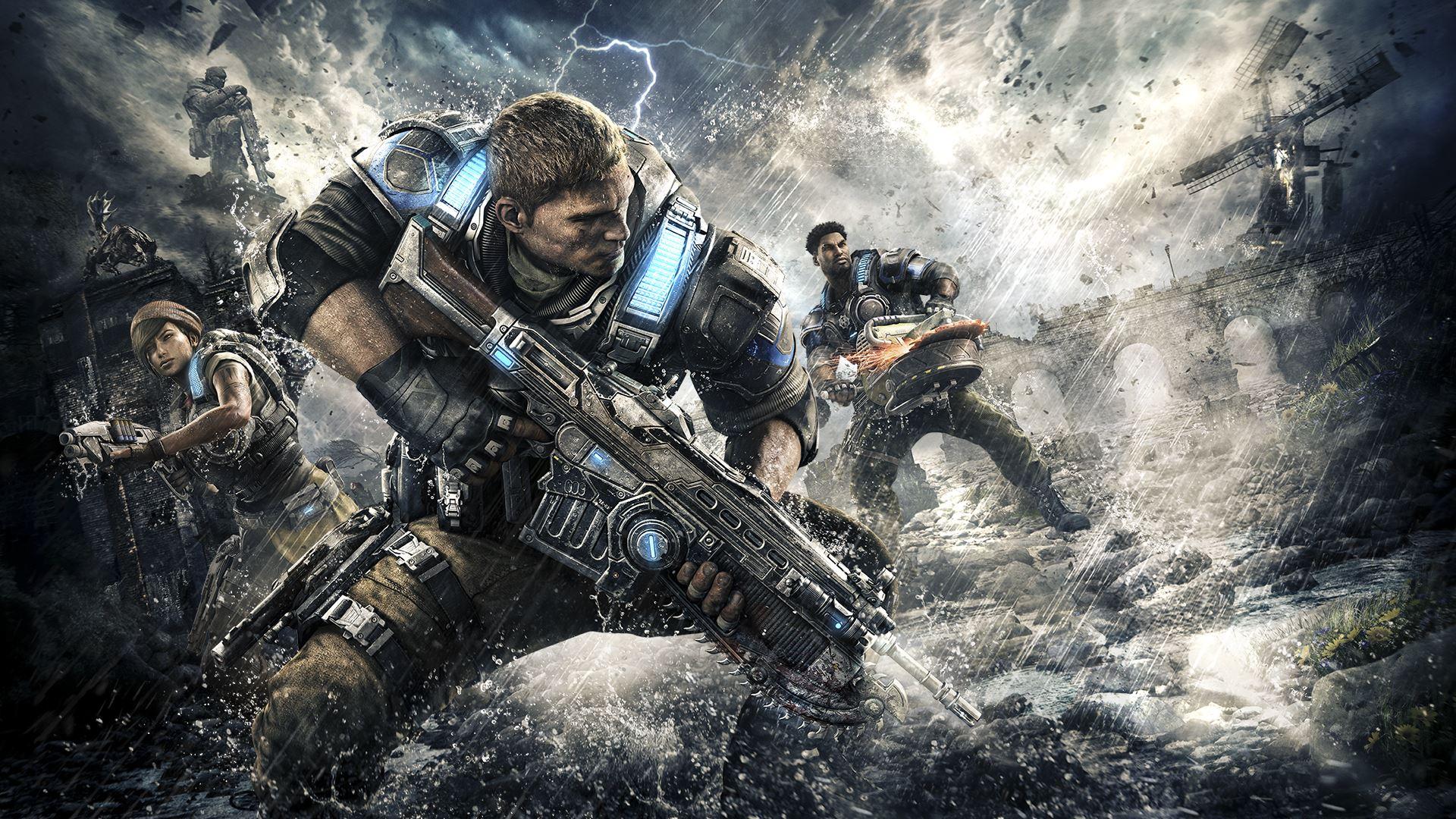 Gears of War 4 şi PC-ul