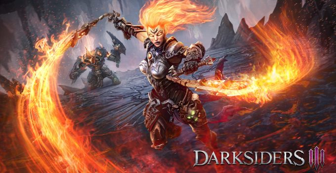 Darksiders III Screen Key Visual