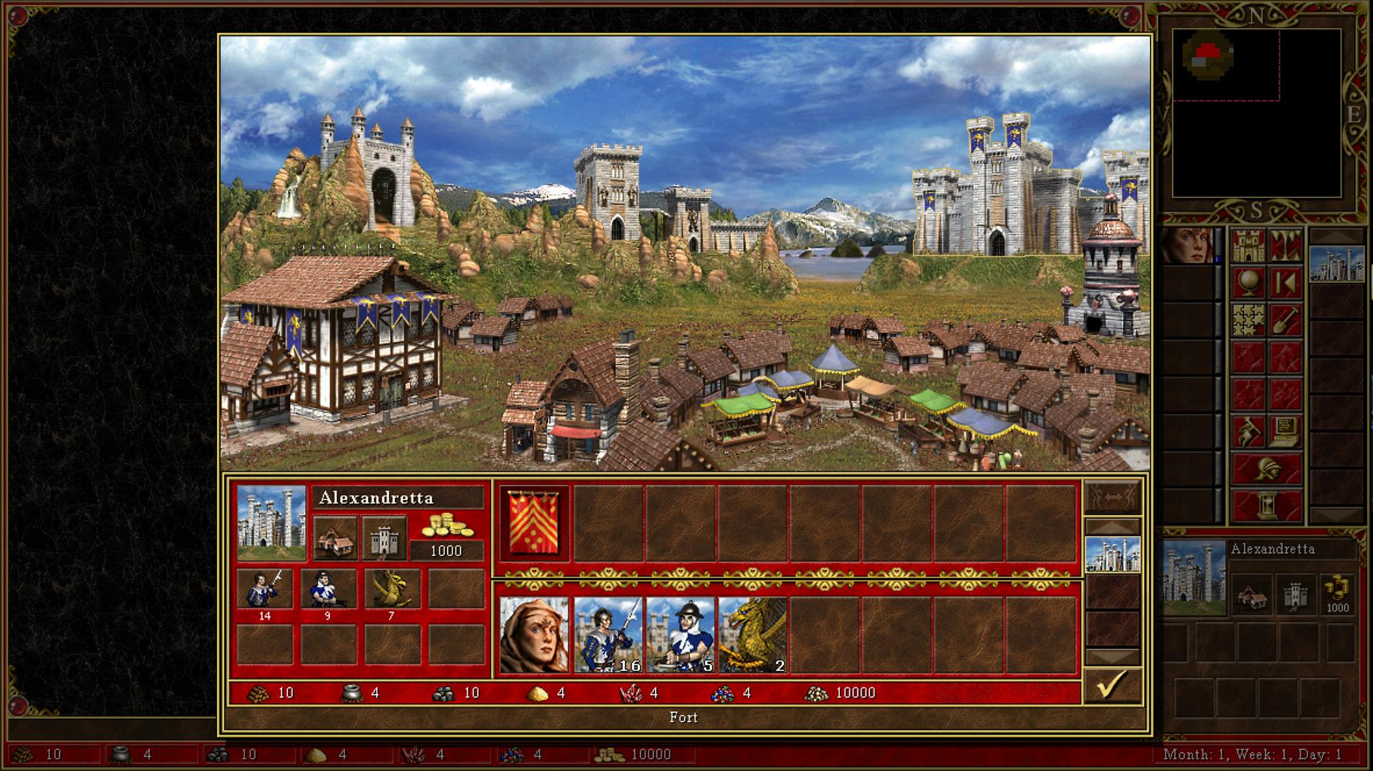 Town Screen H3 Complete cu HD+