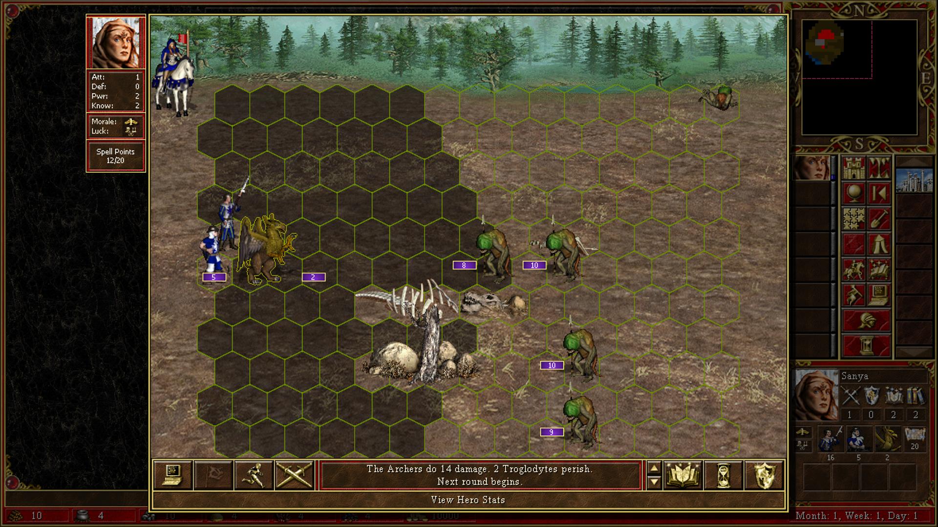 Battle Screen H3 Complete HD+