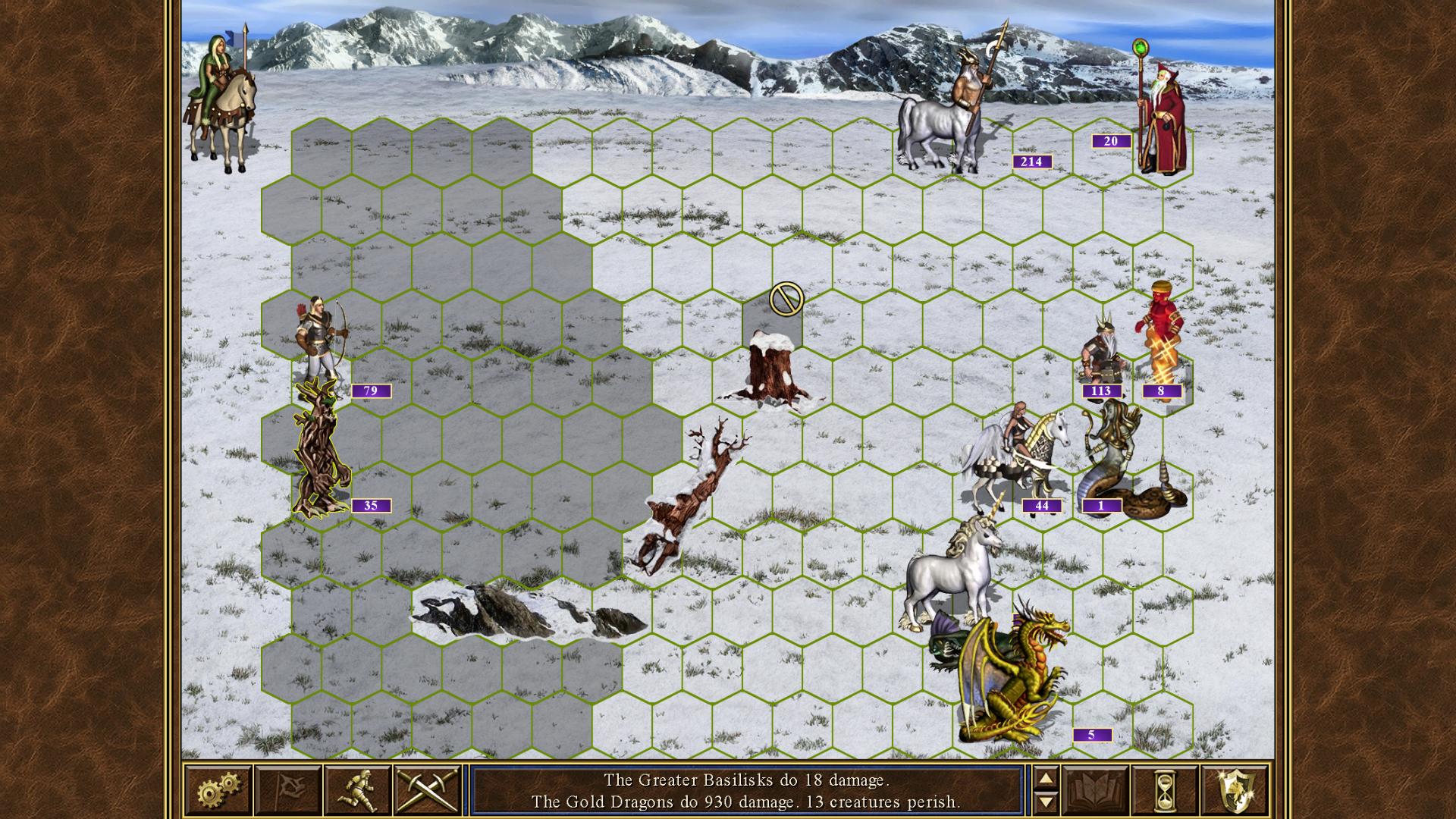 Battle Screen H3 HD