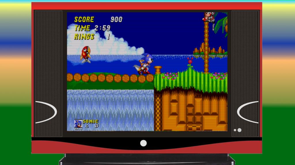 Sonic 2 Vanilla