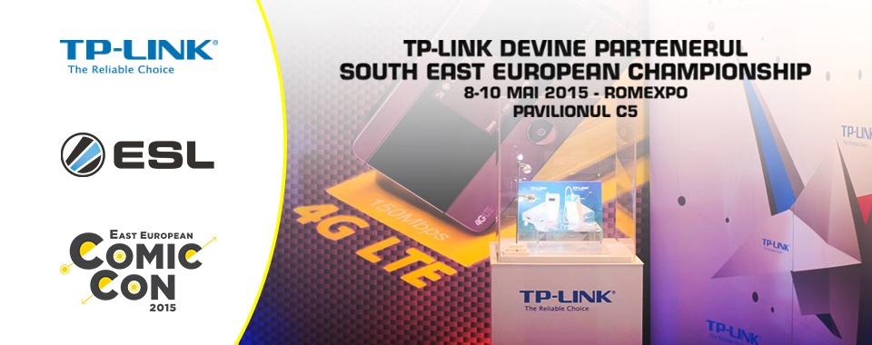 ComicCon-TP-LINK devine partener