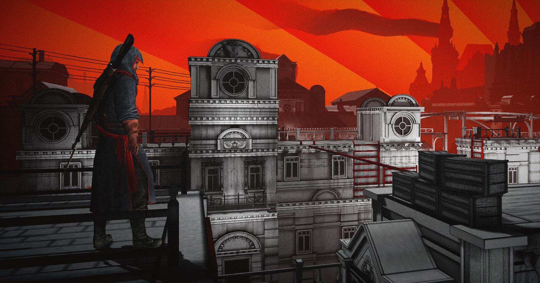 Assassin's Creed Chronicles India şi Russia Se Lansează la început de 2016, Inclusiv pe Vita Feature