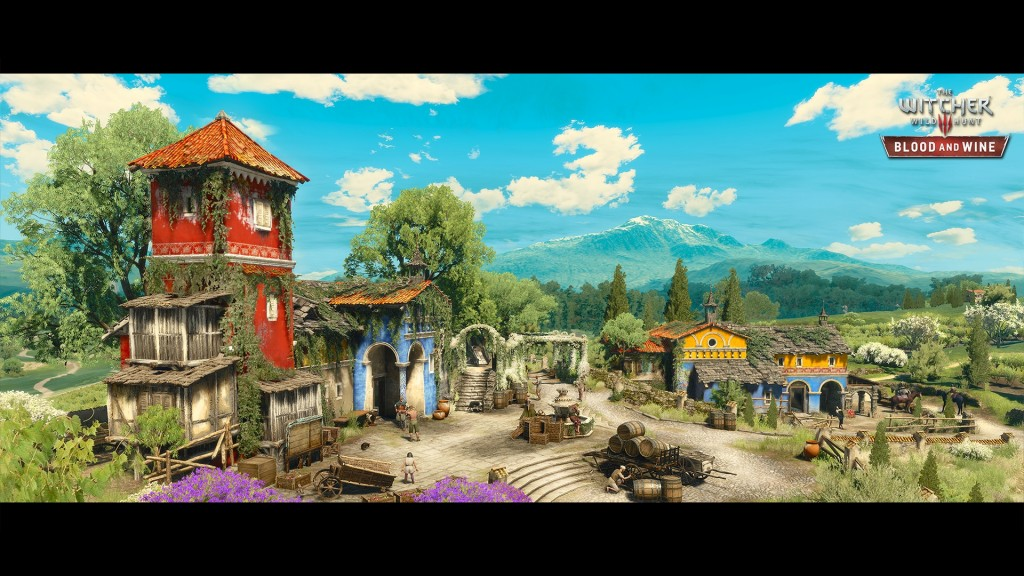 CD Projekt Dezvăluie Primele Screenshot-uri din The Witcher 3 Blood and Wine (2)