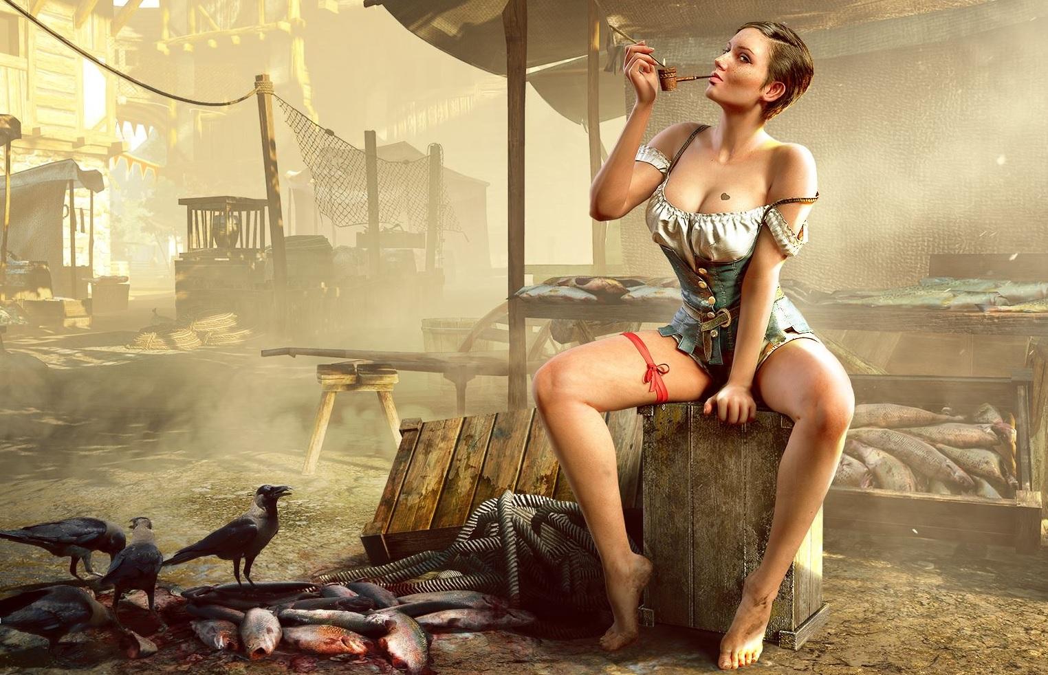 CD Projekt Dezvăluie Primele Screenshot-uri din The Witcher 3 Blood and Wine Feature Image