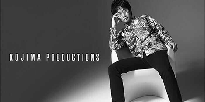 Hideo Kojima Deschide Studioul Kojima Productions Feature