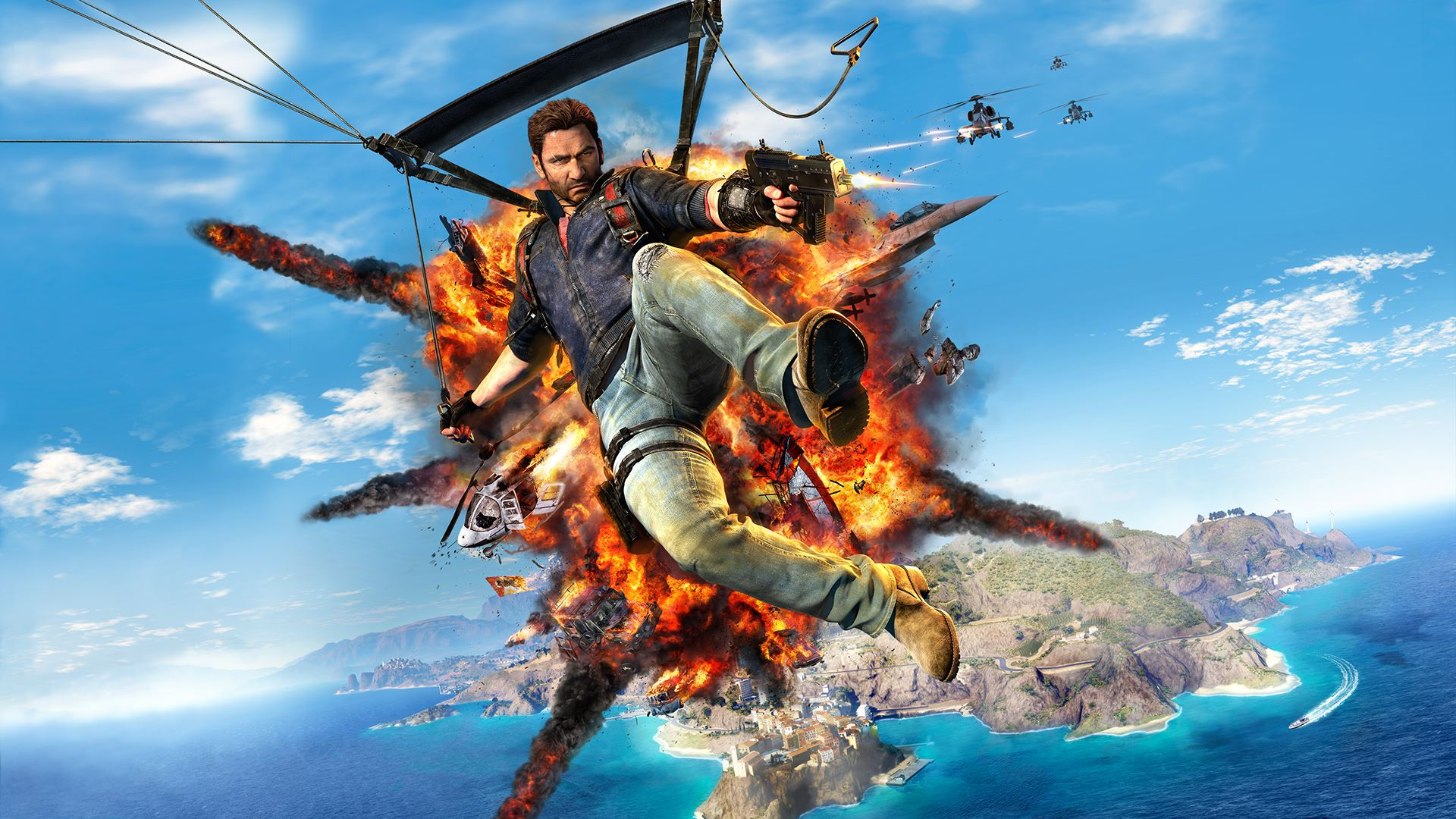 Just Cause 3 Primeşte Un Mod Multiplayer