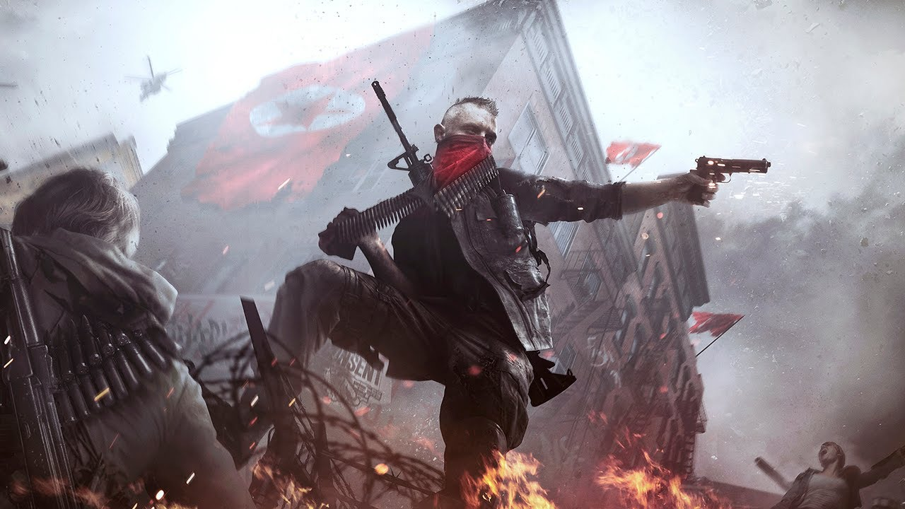 Un nou trailer pentru Homefront The Revolution