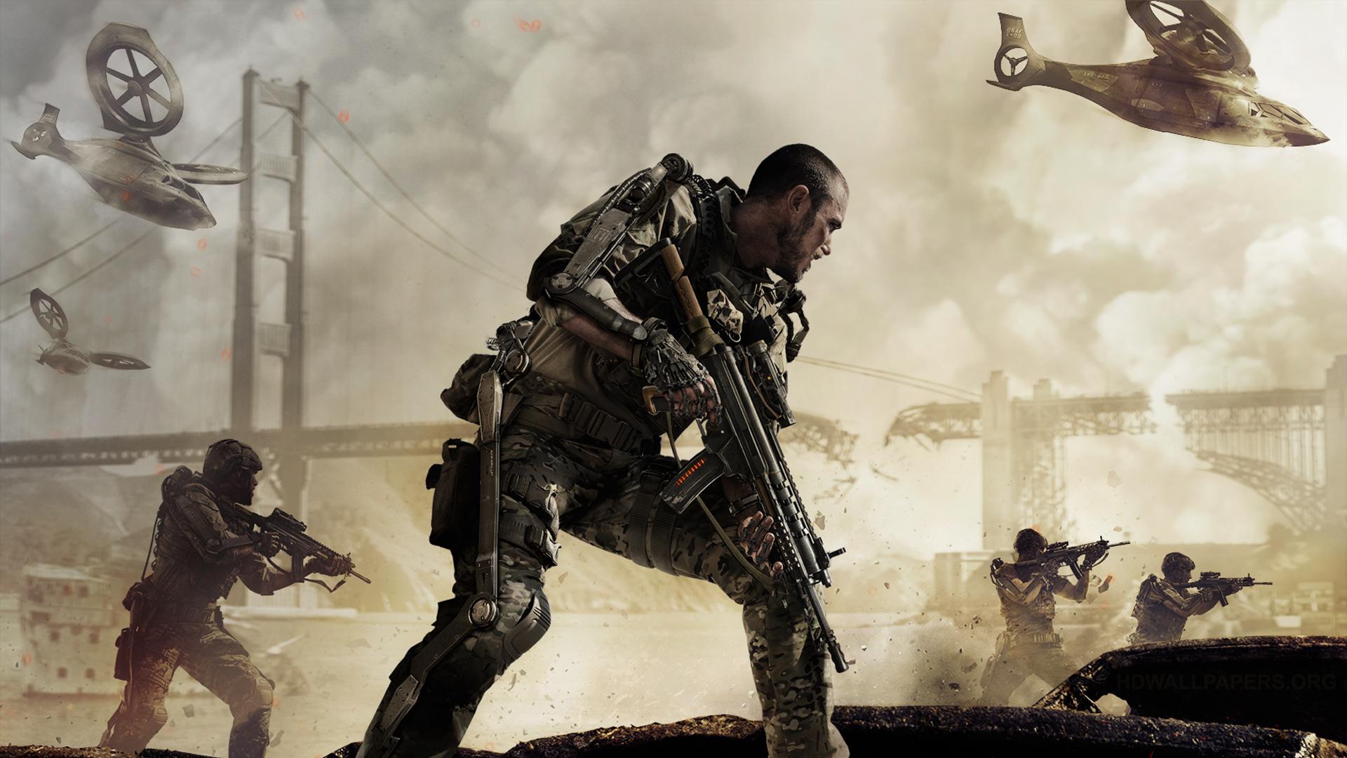 Următorul Call of Duty ar putea avea loc în spaţiu