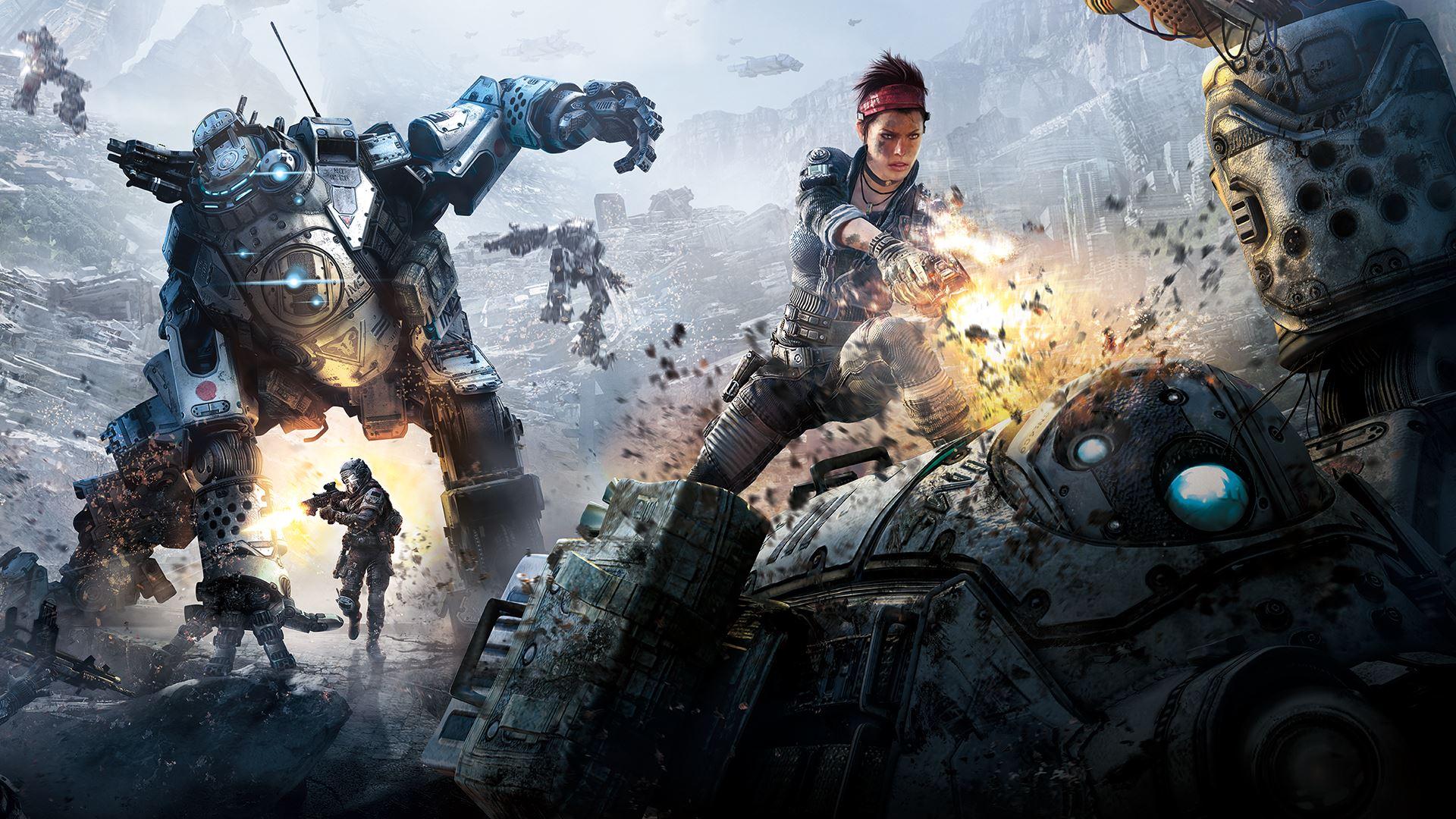 Echipa de producţie a Titanfall 2 a crescut cu 30%
