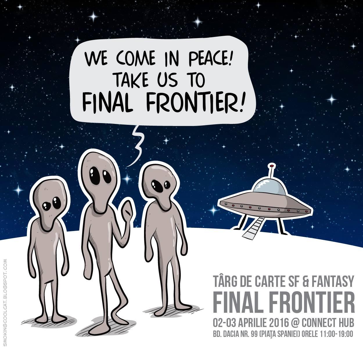 Noi detalii inedite legate de ediţia a 5-a a Final Frontier România