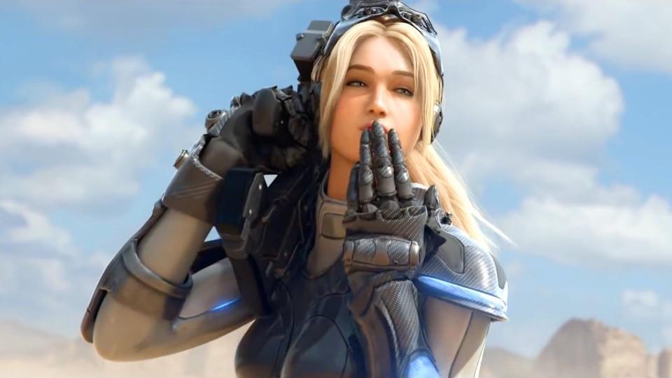 Noi delicii pentru Starcraft II Nova Covert Ops