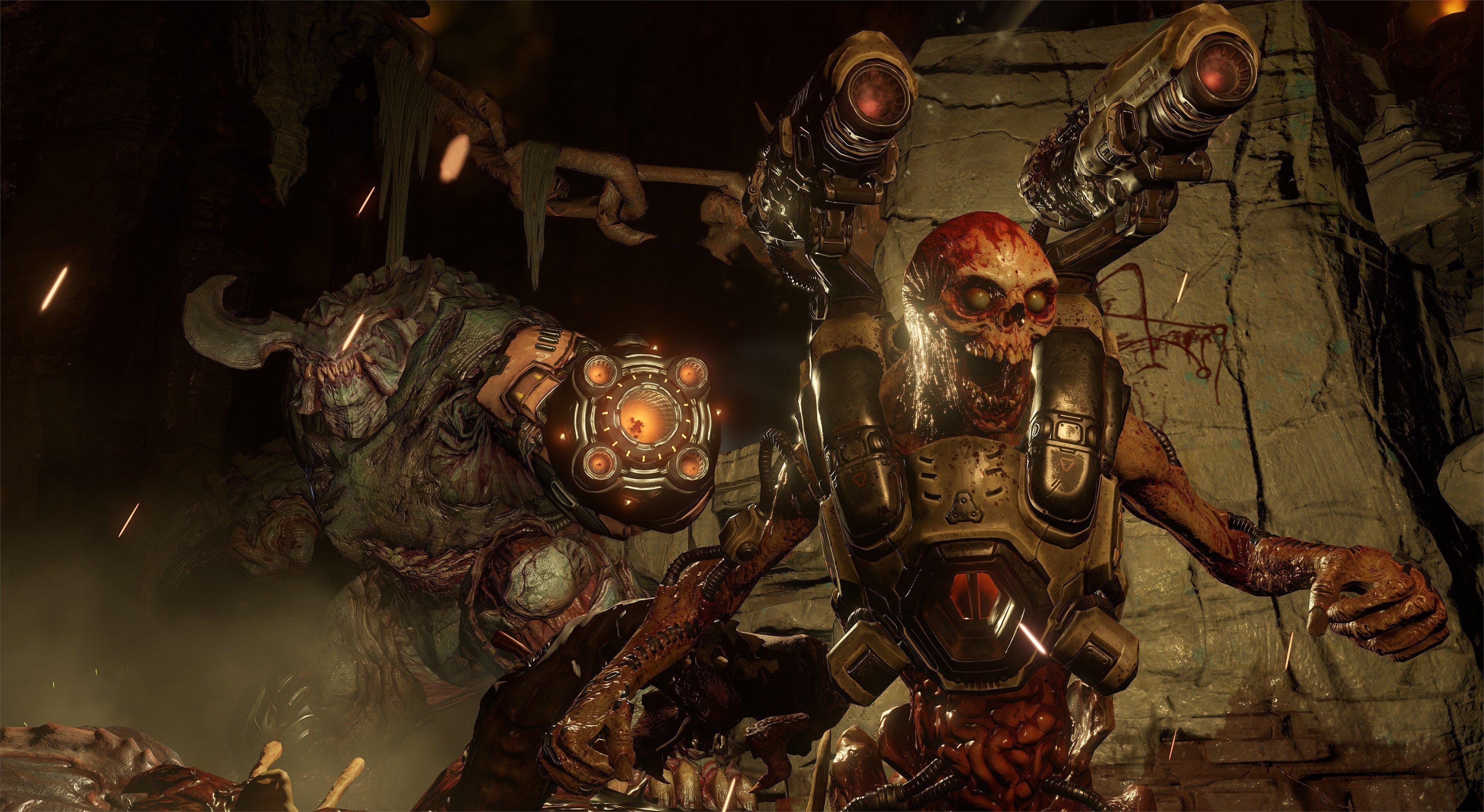 Doom ne înnebuneşte cu un alt trailer