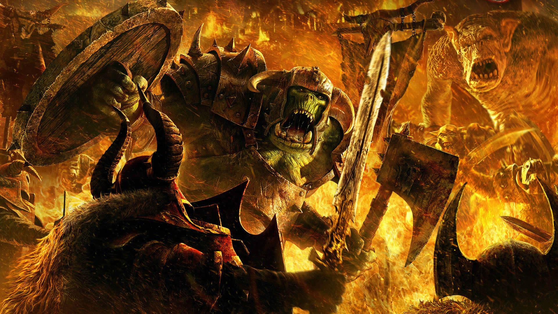 Let's play trailer pentru Total War Warhammer