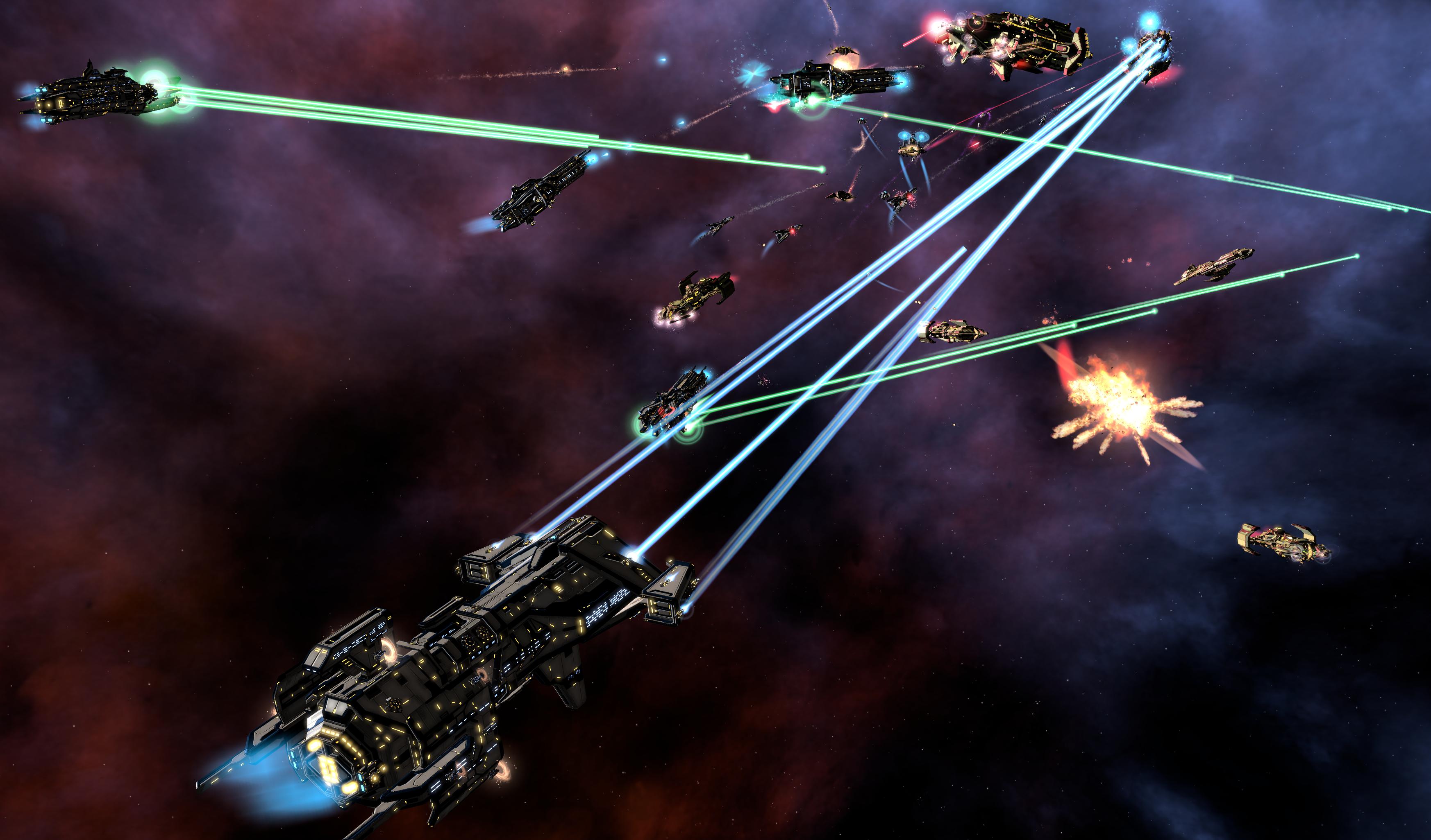 Galactic Civilizations III primeşte un update masiv