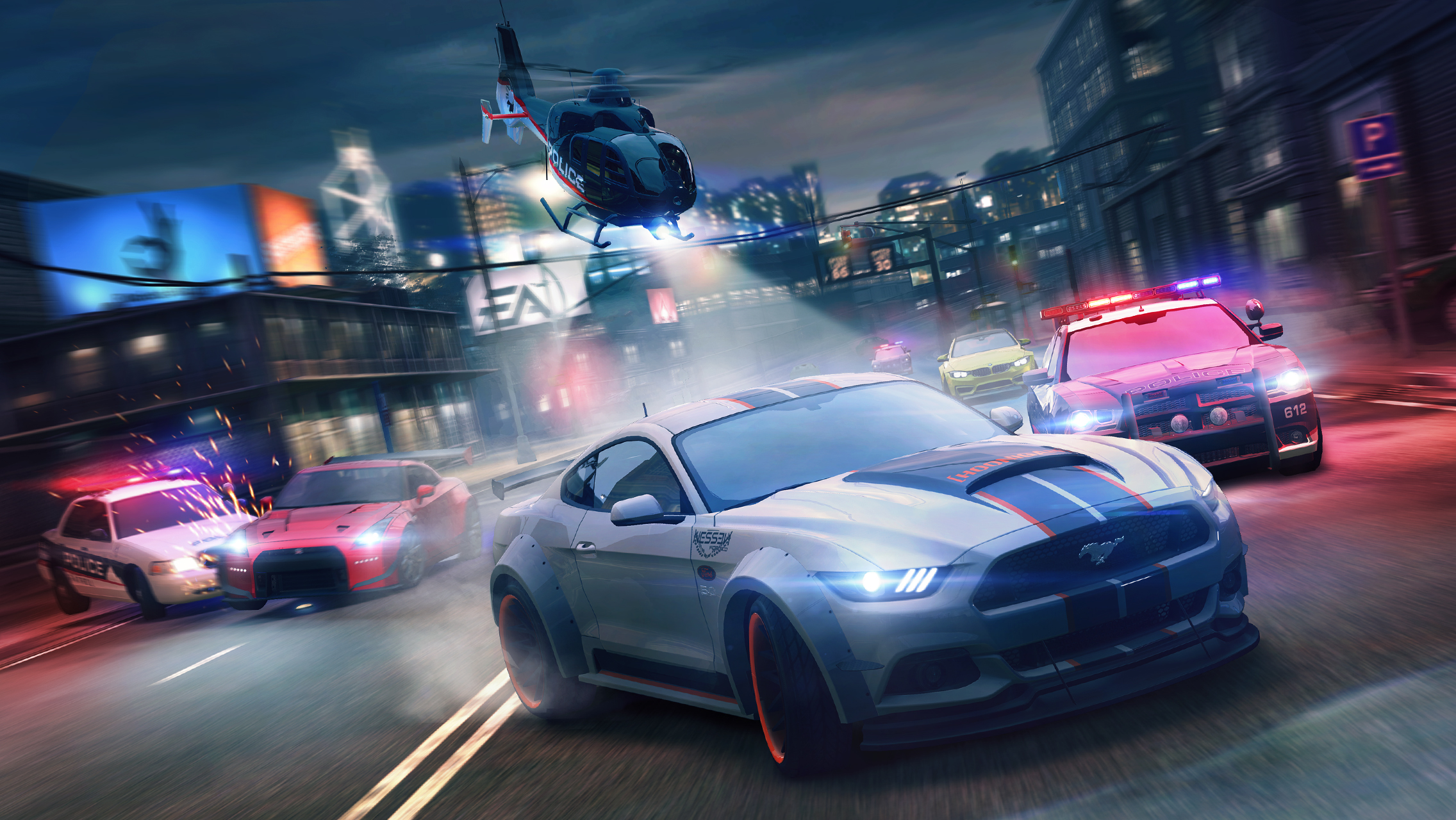 Un nou update pentru Need for Speed
