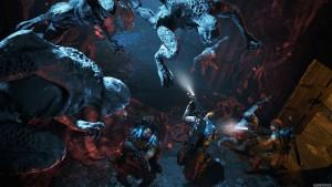 Noi imagini Hi-Res pentru Gears of War 4