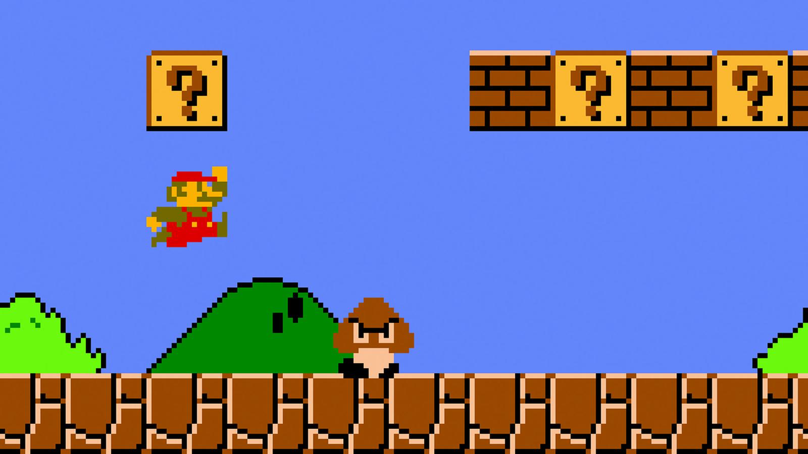 Un nou record mondial de speedrun pentru Mario