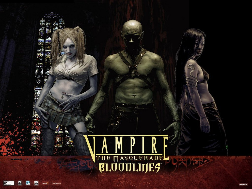 Un nou titlu în seria Vampire The Masquerade?