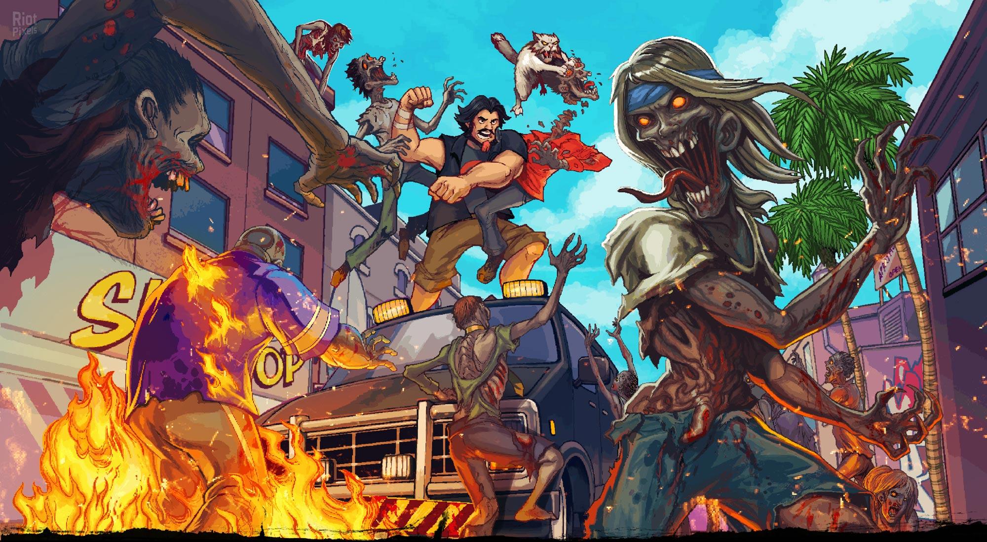 Dead Island Retro Revenge a fost anunţat oficial