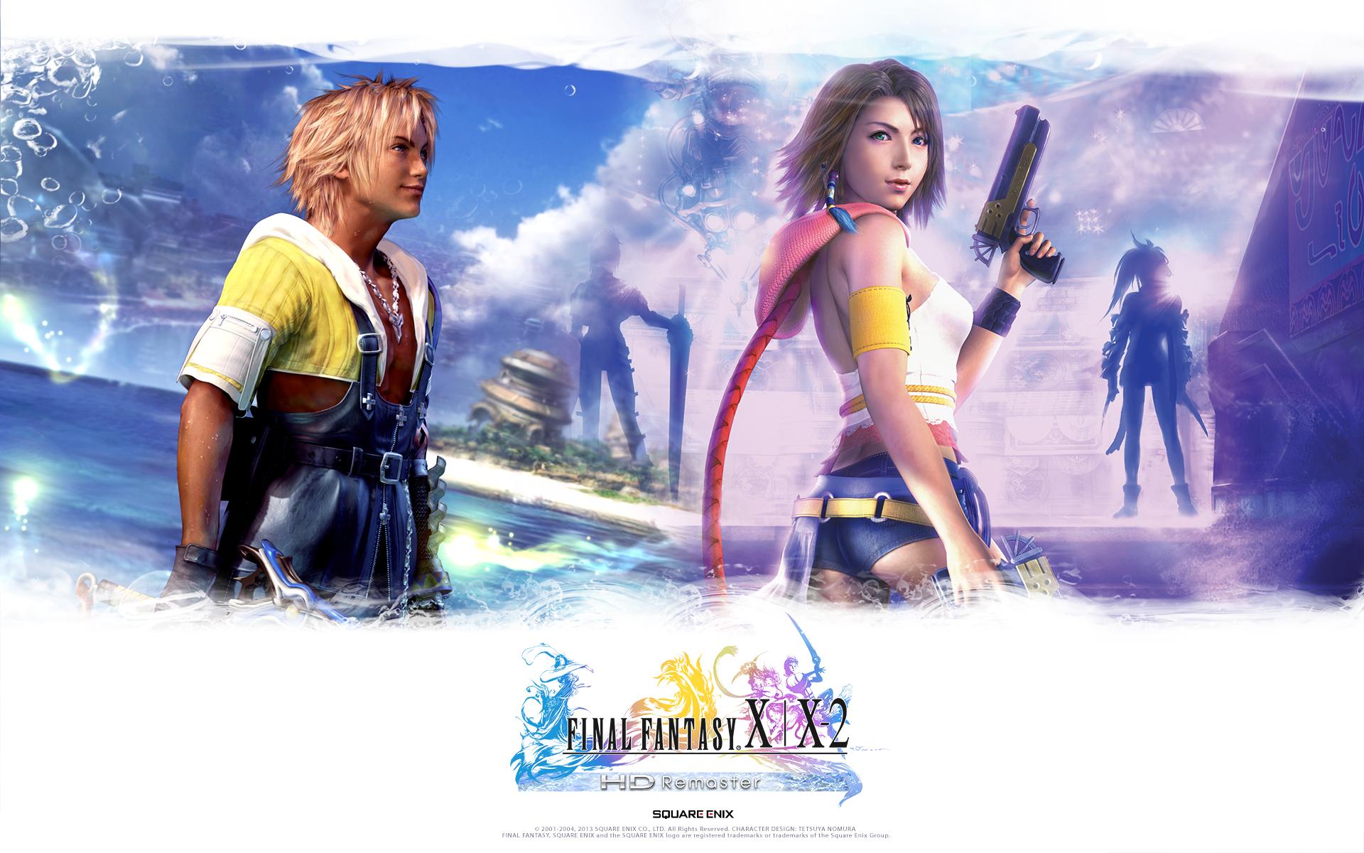 HD Remaster pentru Final Fantasy X/X-2?