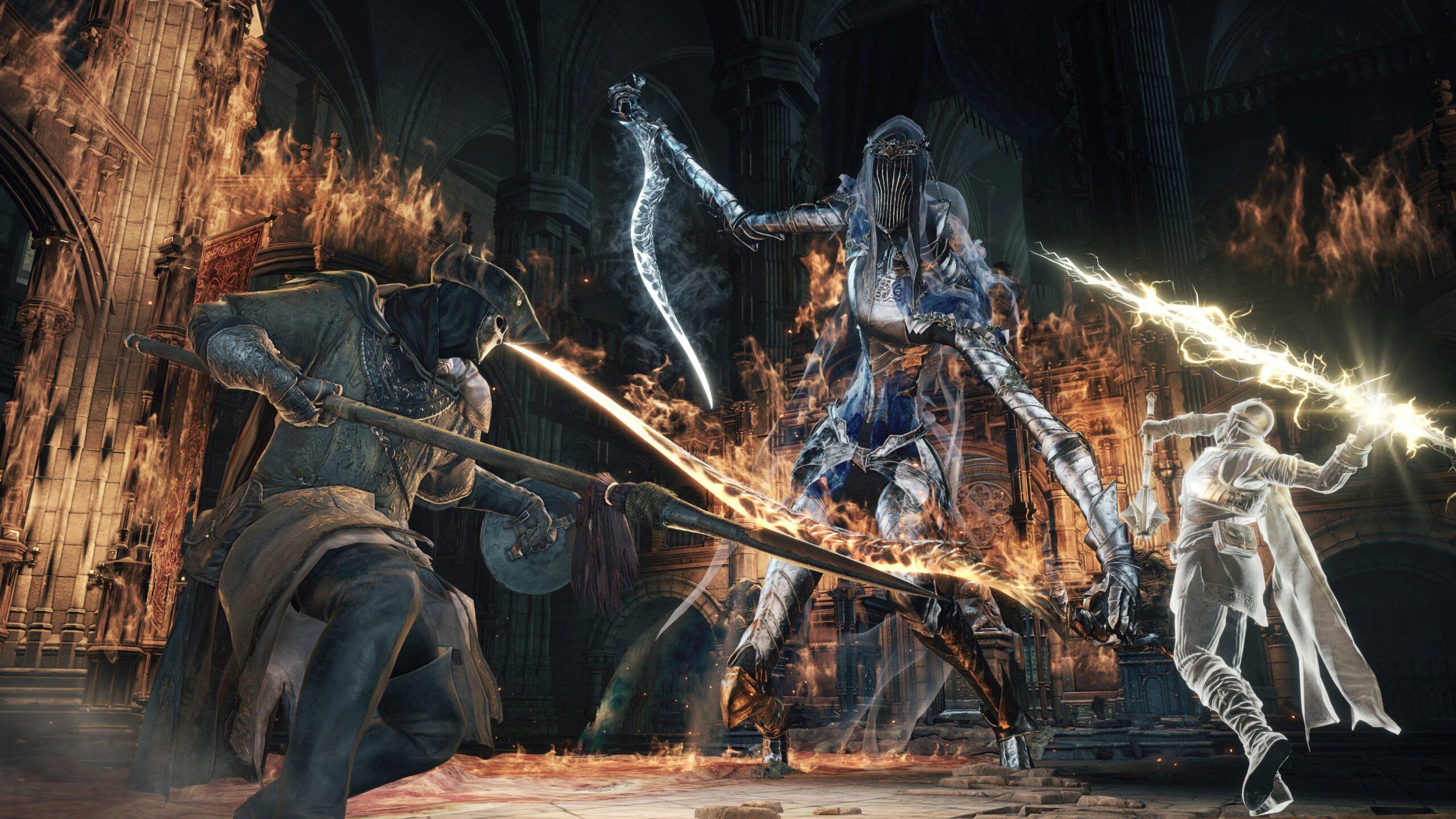 Dark Souls III rămâne fără ultimul patch